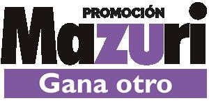 Promoción Mazuri Gana Otro